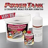 Power Tank trattamento ripara serbatoi - KIT VERY BIG - 2,5 KG