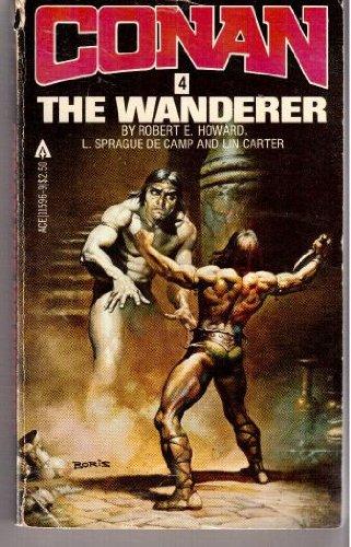 Conan the Wanderer (Conan #4) 0441115969 Book Cover