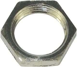 Hex Panel Nuts // Steel // Zinc // 2,000 Pc Carton 9//16 A//F 1//8-27 X 1//8
