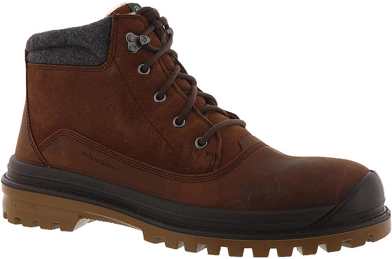 Kamik Griffonmid - Chaussures Homme - Beige Pointures US 12     EU 45 2018