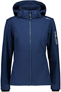 CMP Windproof And Waterproof Softshell Jacket Wp 7.000 Chaqueta Mujer