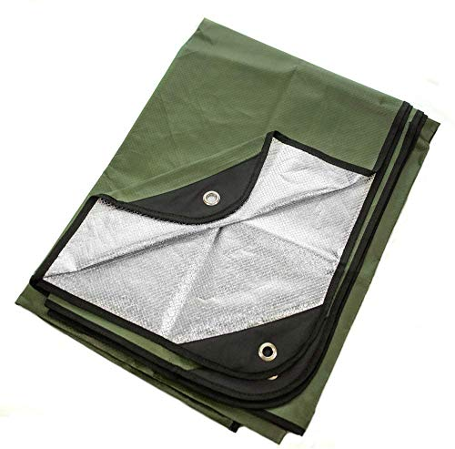 Arcturus Heavy Duty Survival Blanket – Insulated Thermal...