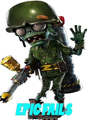 Epic Fails: Plants vs Zombies Garden Warfare 2 With Internet Danks, Jokes And Comedy From The Mad World Of Baby (English Edition)