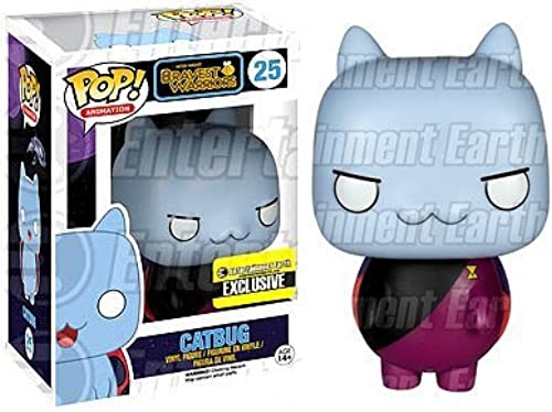 Bravest Warriors Commander Catbug Pop  Vinyl Figure by FunKo