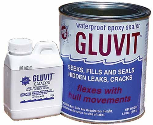 GLUVIT EPOXY WATERPROOF 8 lb