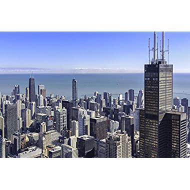 360 Chicago Experience for Two - Tinggly Voucher/Gift Card in a Gift Box