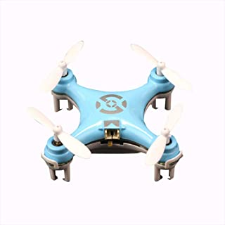 Pstars Ultra Mini Drone Cheerson CX-10 2.4G 4CH RC Quadcopter 6-axis Gyro Home Drone (C)