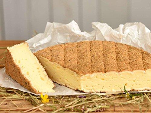 Camembert affine au Calvados Käse aus Rohmilch - Weichkäse - Rarität - Kräftig