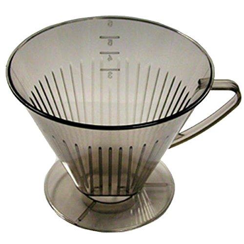 Metaltex 246436 Kaffeefilteraufsatz, größe 6
