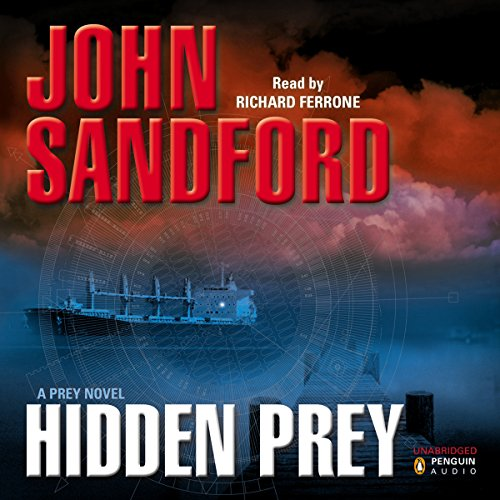 Hidden Prey audiobook cover art