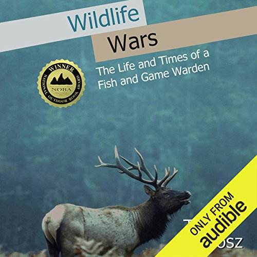 Wildlife Wars audiobook cover art