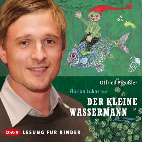 Der kleine Wassermann audiobook cover art