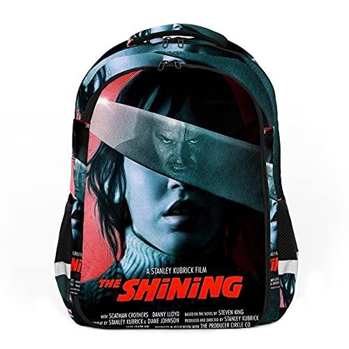 Affiche de film Thriller The Shining pour adultes, enfants, adolescents, garçons, filles et sacs à dos tendance