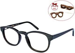 Francis Foch Buffalo Horn Spectacle Frame with Hidden Spring hinge for Men & Women