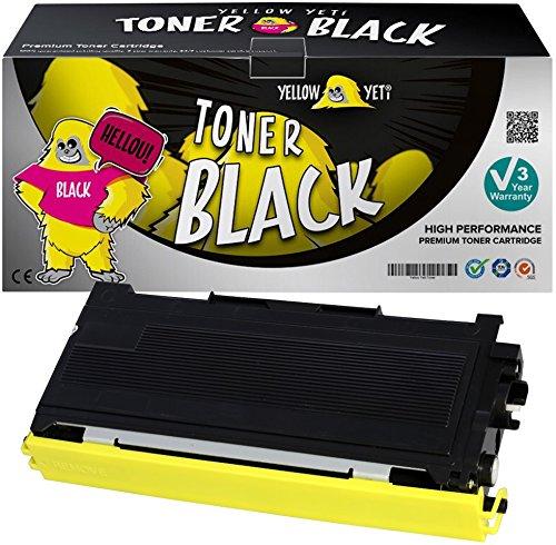 Yellow Yeti TN2000 (2500 pagine) Toner compatibile per Brother HL-2030 HL-2032 HL-2040 HL-2050 HL-2070 HL-2070N DCP-7010 DCP-7020 DCP-7025 FAX-2820 FAX-2920 MFC-7420 MFC-7820