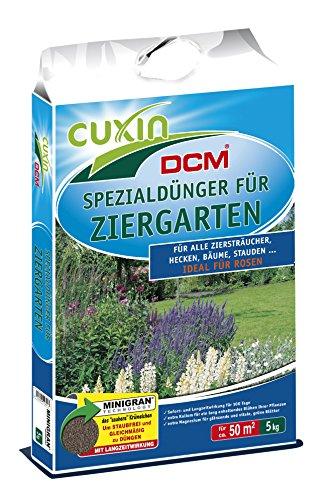 Preisvergleich Produktbild CUXIN DCM Spezialdünger für Ziergarten 10 kg