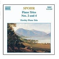 Spohr: Piano Trios Nos. 2 And 4 by Hartley Piano Trio (2004-11-18)