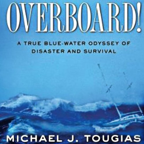 Overboard! audiobook cover art