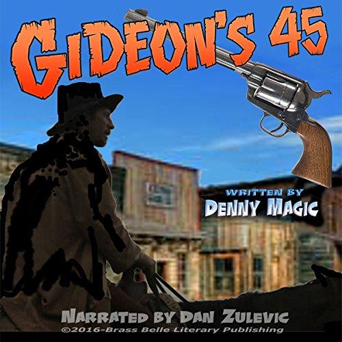 Gideon's .45 cover art