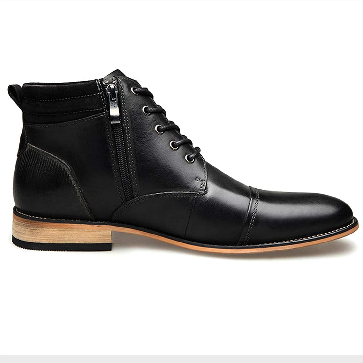 Martin Boots Men's Casual Boots, high-top Men's shoes, Leather shoes, Men's Leather Boots