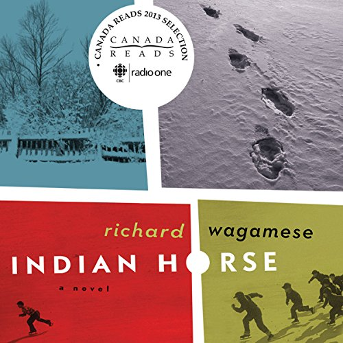 Indian Horse audiobook cover art