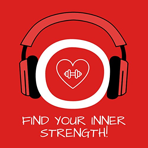 Find Your Inner Strength! Innere Stärke aufbauen mit Hypnose audiobook cover art