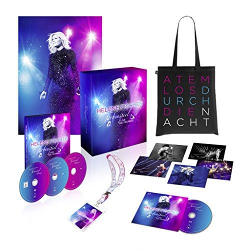 Farbenspiel Live - Die Tournee (Limited Fanbox 2CD + DVD + Blu Ray)