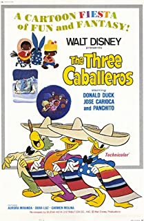 Best the three caballeros movie poster Reviews