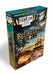 AYE AYE CAPTAIN - After leading the life of a pirate for many years, you're counting on Redbeard's hidden gold to enable a life of freedom from the ship. Unless you take too long and he enters his cabin, demolishing any possibility of escape… LIVE TH...