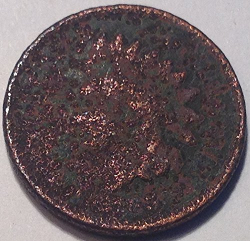 1859 Indian head Penny About Good