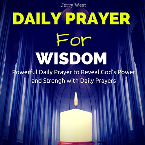 Daily Prayer for Wisdom audiobook cover art