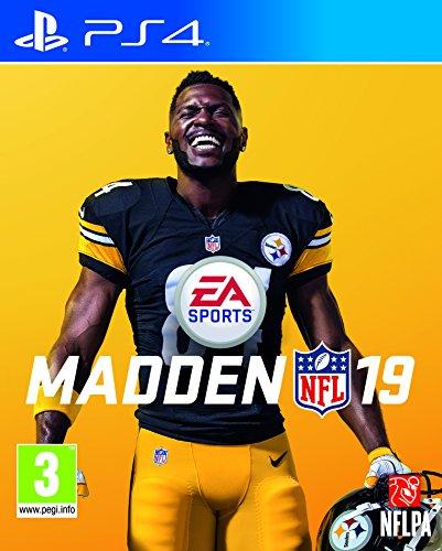 Electronic Arts Madden NFL 19 Básico PlayStation 4 vídeo - Juego (PlayStation 4, Deportes, Modo multijugador, E (para todos), Soporte físico)