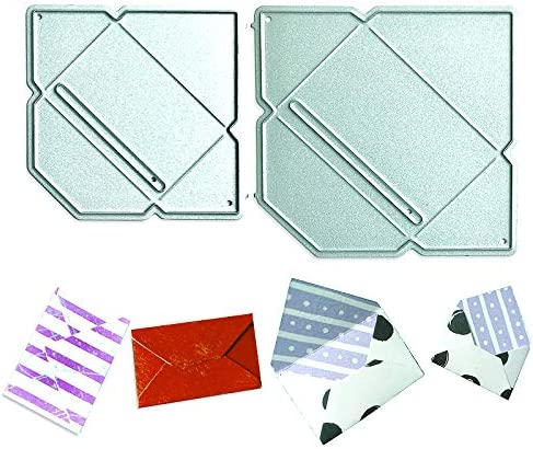 Sizzix Originals Die Cut Tiny Cards and Envelopes #654590 Paper Cutter