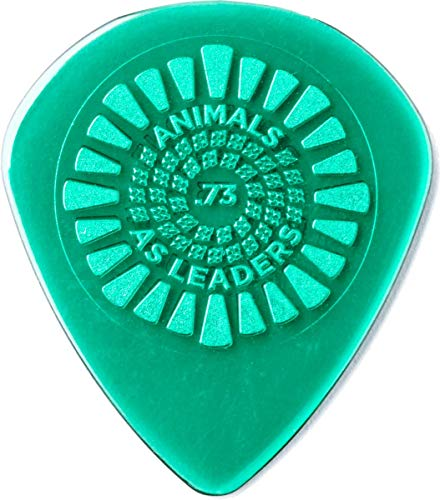 Aalp02 Animal As Leaders Primetone, Green .73mm Player's Pack/3