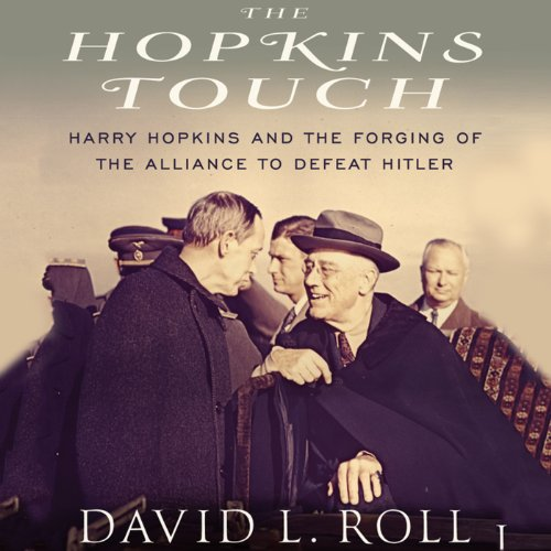 The Hopkins Touch audiobook cover art