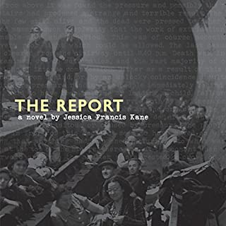 The Report audiobook cover art