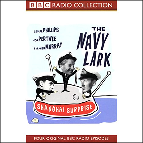 The Navy Lark, Volume 4 cover art