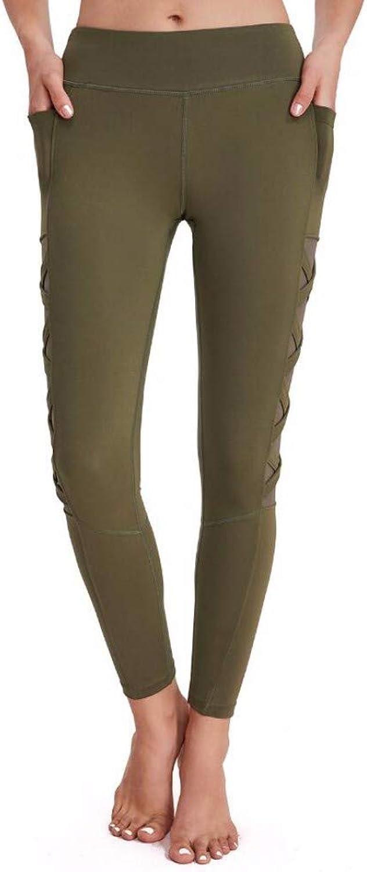 NDFSEyoga pants High Strength Tight Sports Pants Yoga Running Hip Fitness Pants Fast Dry Slim Legs Pants
