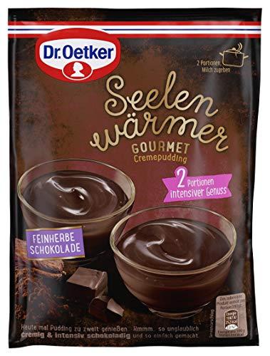 Dr. Oetker Seelenw. Gourmet feinherbe Schoko., 87 g