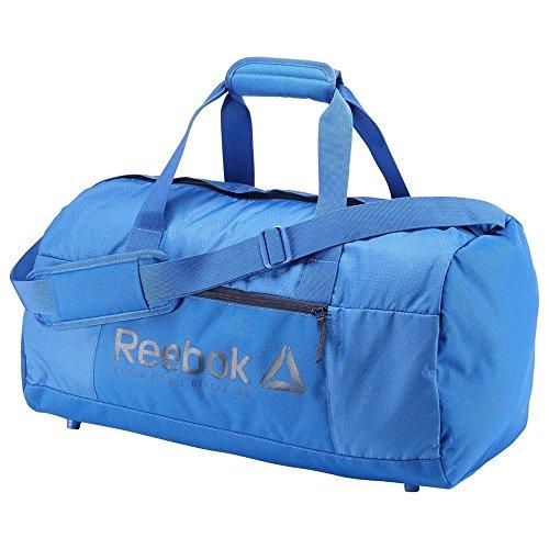 Reebok Found M Grip Bolsa de Deporte, Niños, Azul (Awesom), Talla Única
