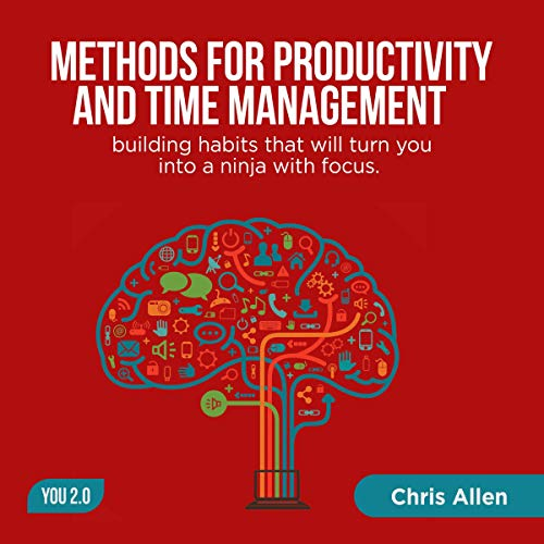 Methods for Productivity and Time Management audiobook cover art