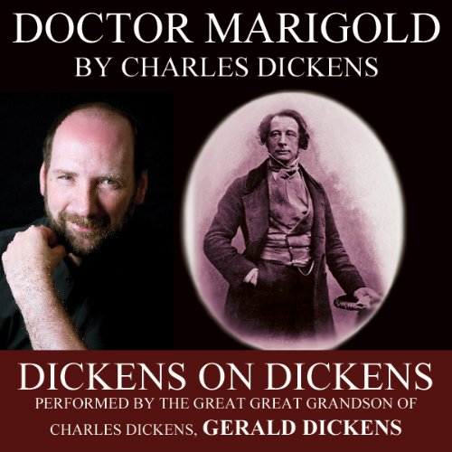 Doctor Marigold audiobook cover art