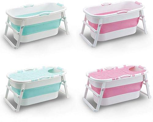 Erwachsene Faltbadewanne Duschwanne überGröße Badewanne Mit Deckel Zusammenklappbare Tragbare Dicke Badewanne Kinder Schwimmen,A