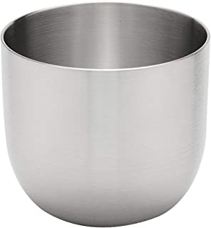 DANFORTH - Jefferson Cup - 8 Ounces - Pewter - Satin Finish - Handcrafted - Made in USA