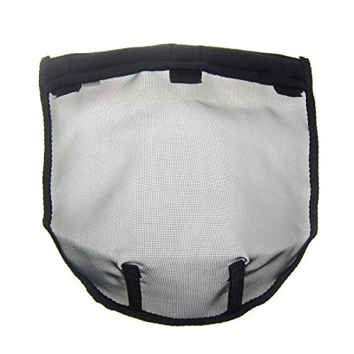 Alfie Pet - Kyrie Horse Nose Net Fly Mask - Size: Large