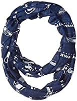 100% polyester Soft material Exclusive of decoration 2016 Forever Collectibles Infinity Scarf collection