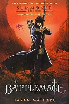 The Battlemage  Summoner Book Three  The Summoner Trilogy 3