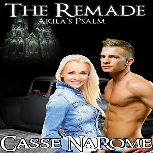The Remade audiobook cover art