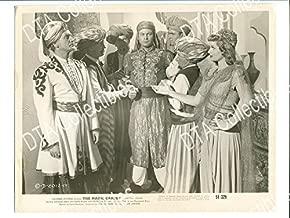 MOVIE PHOTO: MAGIC CARPET-1951-PROMO STILL-LUCILLE BALL-ADVENTURE VG/FN