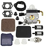 MDAIRC Carburetor for Stihl FS80R FS85R KM85 HS75 FS74 FS76 HT75 C1Q-S157 (Fit...